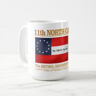 11th North Carolina Infantry (BA2) Coffee Mug