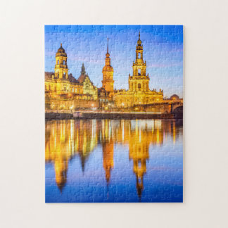 11x14 Photo Puzzle with Gift Box Dresden