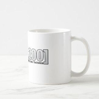 1200: Real Djs Have Technics Coffee Mug