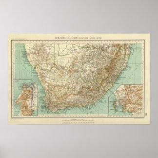 120 Cape Colony Poster