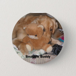 121-2166_IMG, Snuggle Buddy 2 Inch Round Button