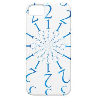123 Mandala iPhone 5 Cover