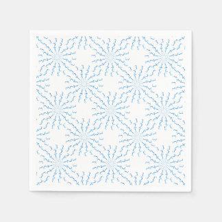 123 Mandala Paper Napkins