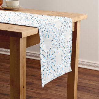 123 Mandala Short Table Runner
