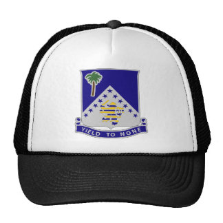 125th Infantry Regiment - Yield To None Hat