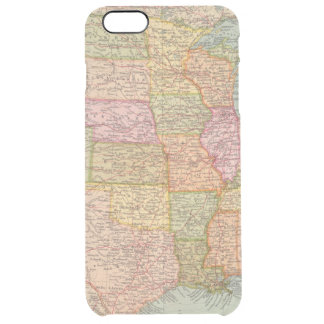12728 United States Clear iPhone 6 Plus Case