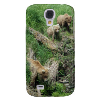 128 Grazer + Two Cubs - Samsung Galaxy S4 Case