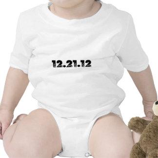 12 21 12 2012 December 21 2012 Bodysuit