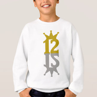 12-Crown-Reflection Sweatshirt