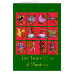 12 Days of Christmas T-shirts, Apparel, Gifts