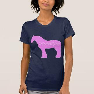 12 Hands Draft Horse T Shirt