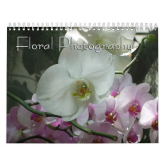 12 Months of Floral Photography, 2nd Edition Wall Calendars