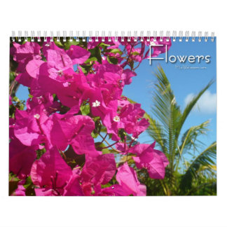 12 Months of Floral Photography, 3rd Edition Wall Calendars