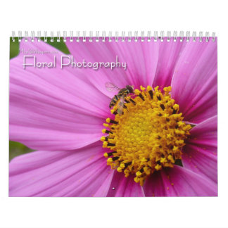 12 Months of Floral Photography, 4th Edition Wall Calendars