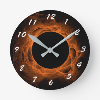 12 Number Choices to Choose From Eclipse Clock