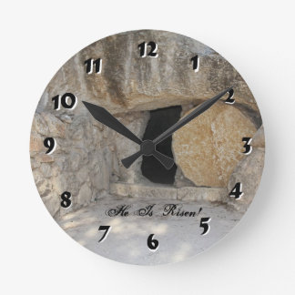 12 Number Choices to Choose -- Jesus Tomb Clock