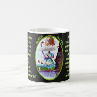 12. Queen of Wands - Alice tarot Coffee Mug