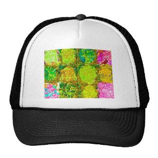 12 Smiling Gardens - Imbeded Reiki Signs Trucker Hat
