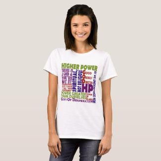12 Step Higher Power T-Shirt