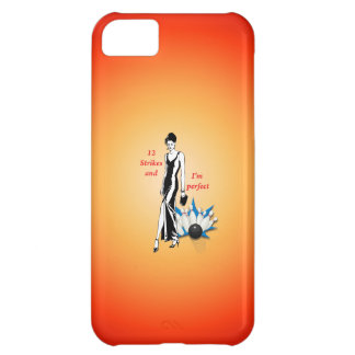 12 Strikes and I'm Perfect #1 Case For iPhone 5C