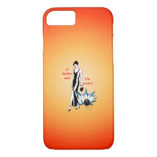 12 Strikes and I'm Perfect #1 iPhone 8/7 Case