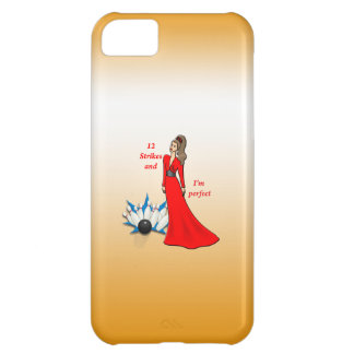 12 Strikes and I'm Perfect #2 Case For iPhone 5C