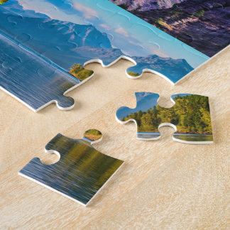 12 view of Glacier Jigsaw Puzzle