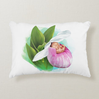 "12"" x 16"" 100% Cotton Pillow"