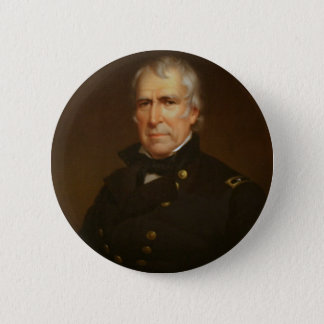12 Zachary Taylor 2 Inch Round Button