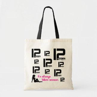 12tens Tote Bag