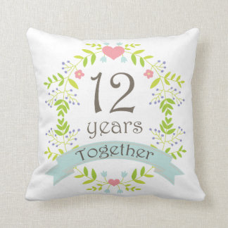 Ideas For 12th Wedding Anniversary Gift For Husband : 12th Anniversary Gifts - T-Shirts, Art, Posters & Other Gift Ideas ...