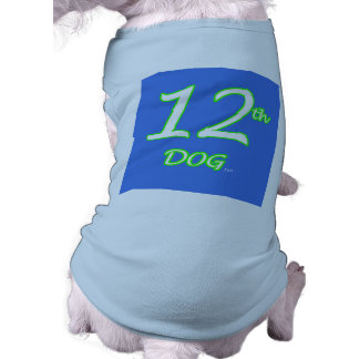 12th Dog Jersey Shirt