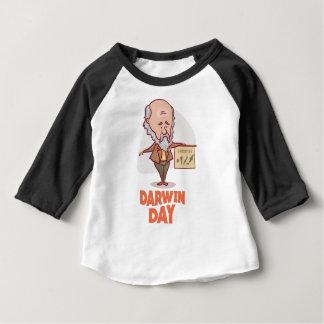 12th February - Darwin Day - Appreciation Day Baby T-Shirt