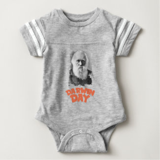 12th February - Darwin Day Baby Bodysuit