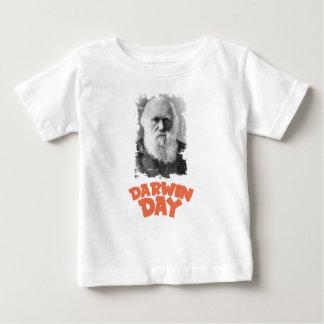 12th February - Darwin Day Baby T-Shirt