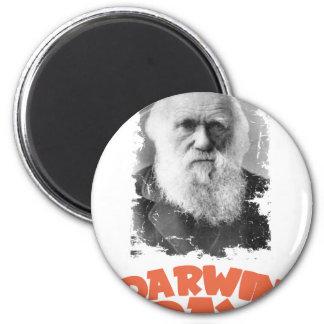 12th February - Darwin Day Magnet