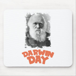 12th February - Darwin Day Mouse Pad