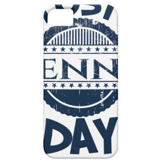 12th February - Lost Penny Day iPhone 5 Case