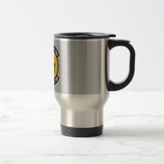 12th Fighter Squadron Travel Mug