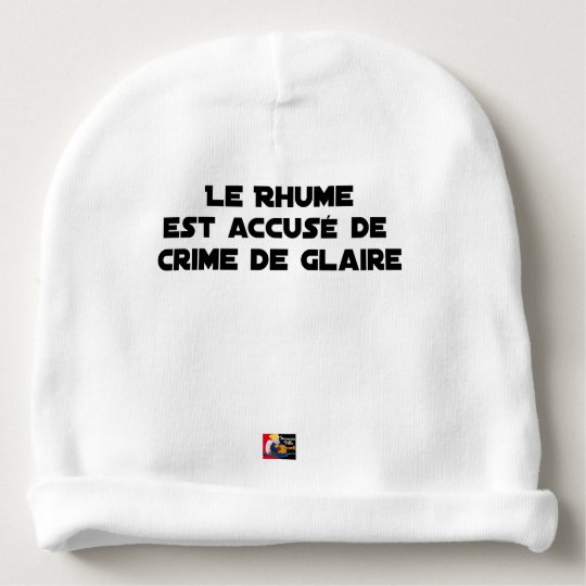 1308123_15421939_Le Rhume is shown of Crime of G Baby Beanie