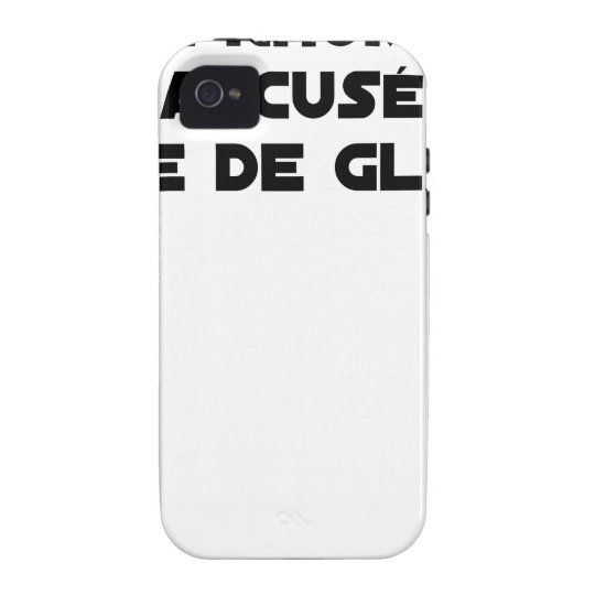 1308123_15421939_Le Rhume is shown of Crime of G Case-Mate iPhone 4 Cover