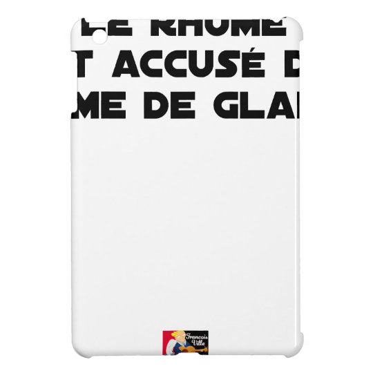 1308123_15421939_Le Rhume is shown of Crime of G Cover For The iPad Mini