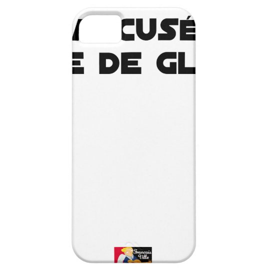 1308123_15421939_Le Rhume is shown of Crime of G iPhone 5 Cover