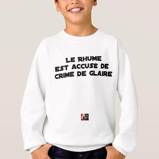 1308123_15421939_Le Rhume is shown of Crime of G Sweatshirt