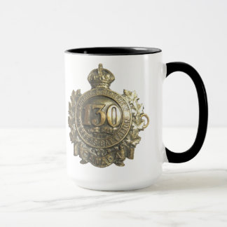 130th Lanark Renfrew Overseas Battalion Mug