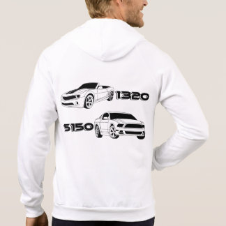 1320 and 5150 hoodie