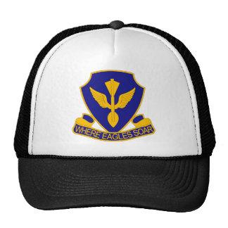 132nd Aviation Regiment - Where Eagles Soar Hat