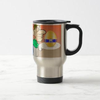 133Waiter_rasterized Travel Mug
