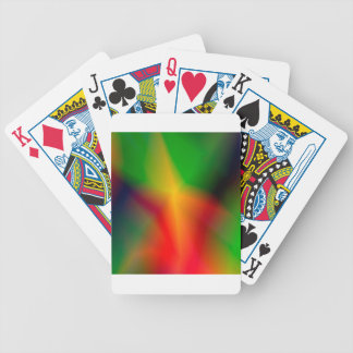 134Abstract Background_rasterized Bicycle Playing Cards