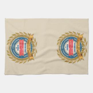 135th Anniversary Towel